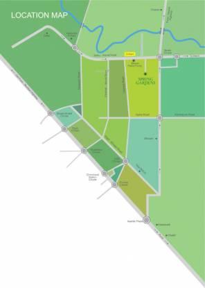 spring-gardens-phase-i Location Plan