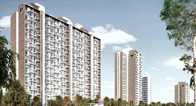 f-residences Elevation