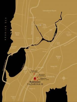 yazarina-iii Location Plan