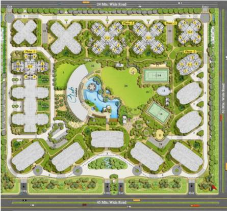 mulberry-heights-phase-5 Site Plan