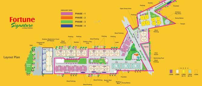 signature-phase-2-a3-block Layout Plan