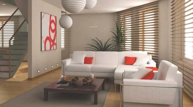 sapphire Living Area
