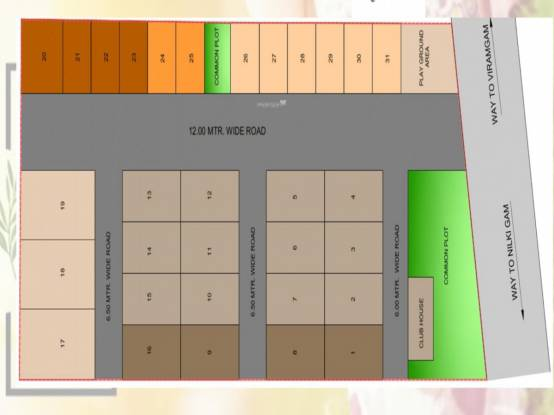 iconic-one Layout Plan
