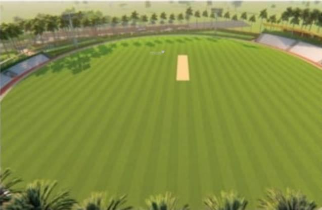 mythri-homes Cricket Pitch