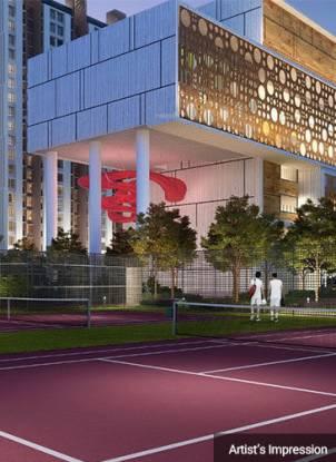 greater-thane Tennis Court