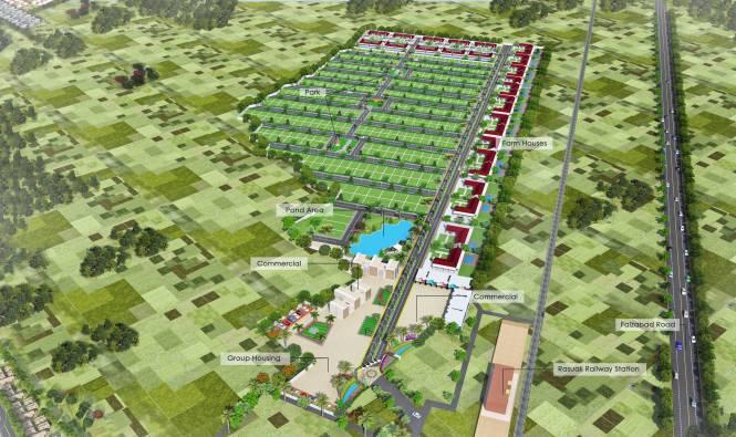 green Site Plan