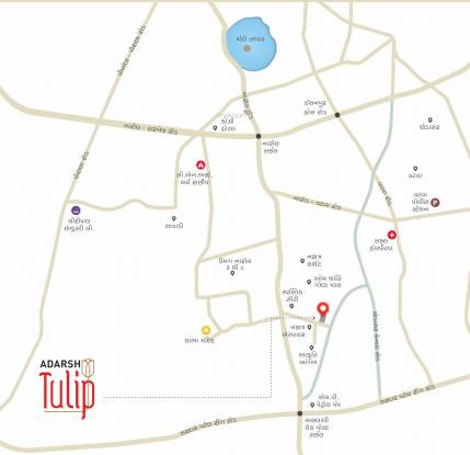 tulip-skyview Location Plan