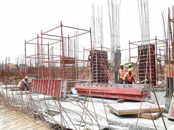 origine-villa Construction Status Apr-21