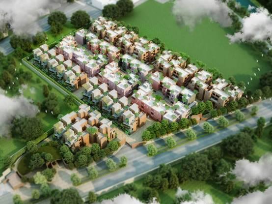 origine-villa Elevation