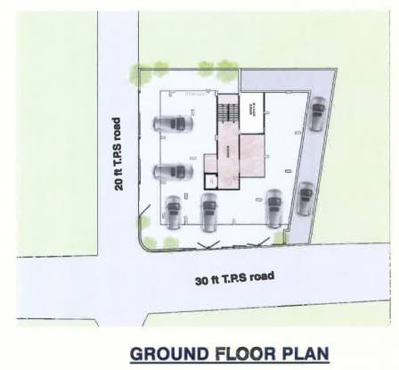 sulabh-exotica Sulabh Exotica Cluster Plan for ground Floor