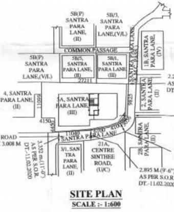shantineer Site Plan