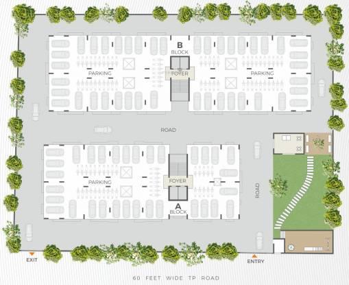 apaar-dream-homes Site Plan