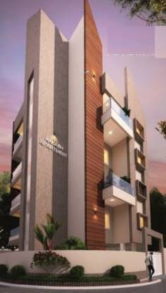 akash-apartment Elevation