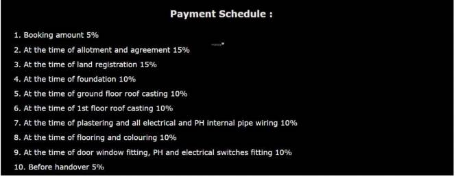 residency-2 Construction Linked Payment (CLP)