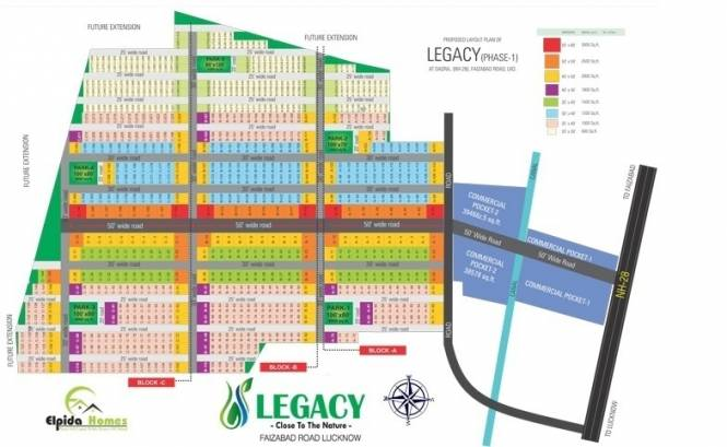 elpida-legacy Master Plan