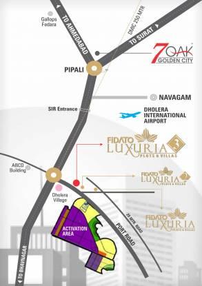 luxuria-3 Location Plan