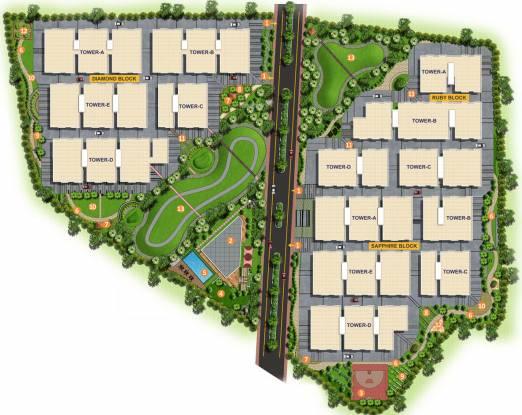 mpr-urban-city-ii Master Plan