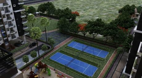devendra-green-city Lawn Tennis Court