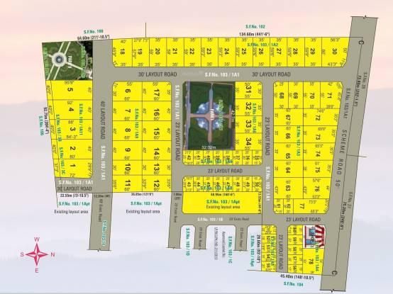 gem-field-avenue Master Plan