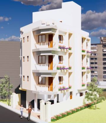 shree-gourik-apartment Elevation