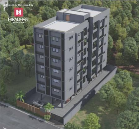 shubhadra-flats Elevation