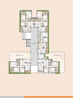 keshar-kadam Block A Cluster Plan