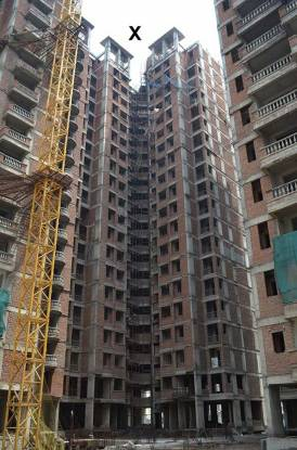 Amrapali Silicon City Construction Status
