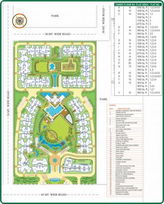 Images for Site Plan of Supertech Ecociti