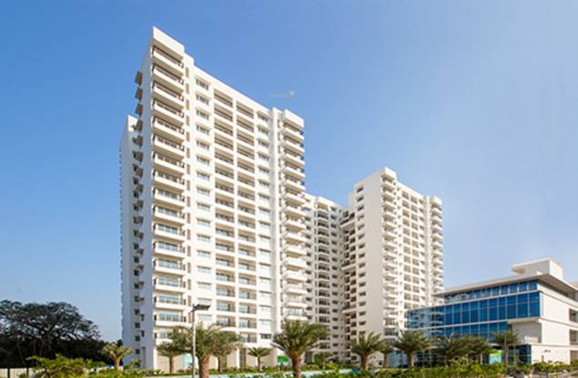 Godrej Palm Grove Elevation
