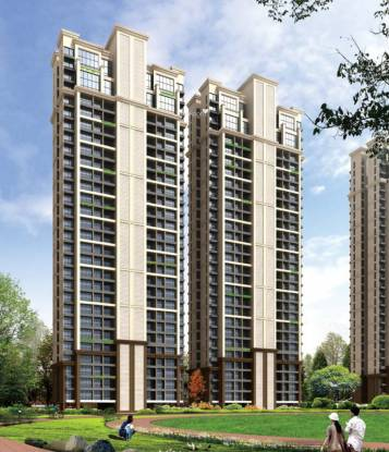 Indiabulls Greens Elevation