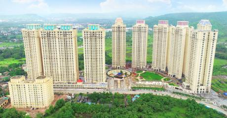 Hiranandani Fortune City Elevation