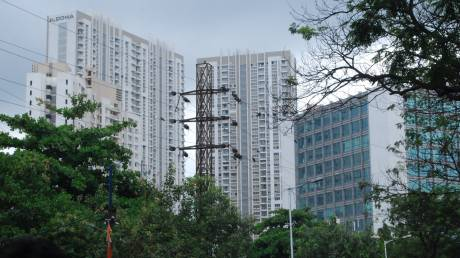 Lodha Aurum Grande Elevation