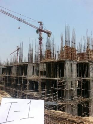 Supertech Eco Village 2 Construction Status
