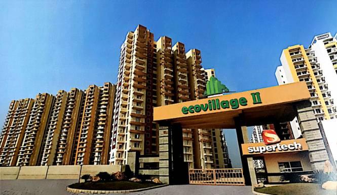 eco-village-2 Images for Elevation of Supertech Eco Village 2