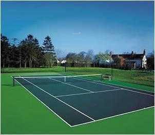 cape-town Tennis Court