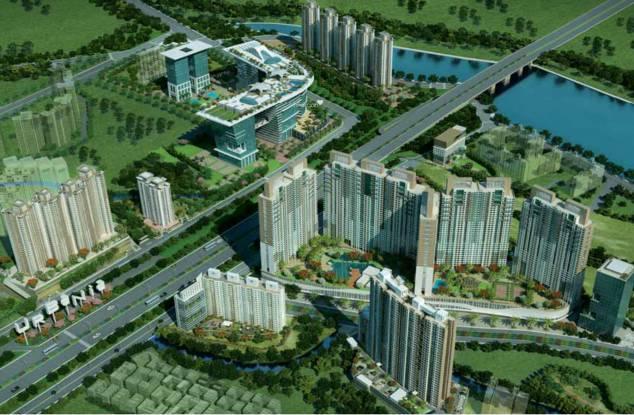 Rustomjee Urbania Elevation