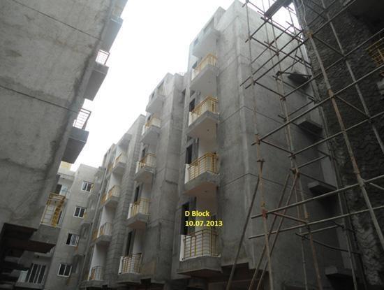 Mantri Navaratna Construction Status