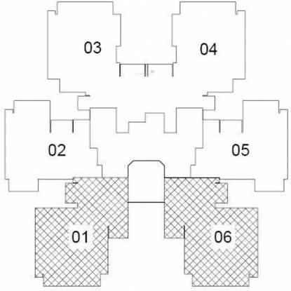 Bestech Park View Ananda Cluster Plan