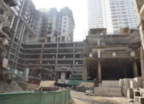 Omkar Alta Monte Construction Status