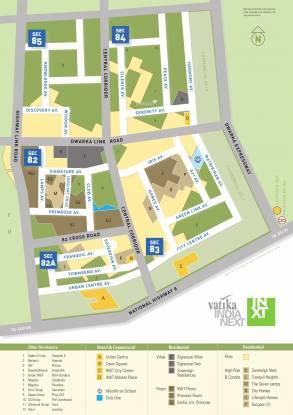 Images for Master Plan of Vatika Gurgaon 21