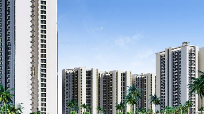 Jaypee Kosmos Elevation