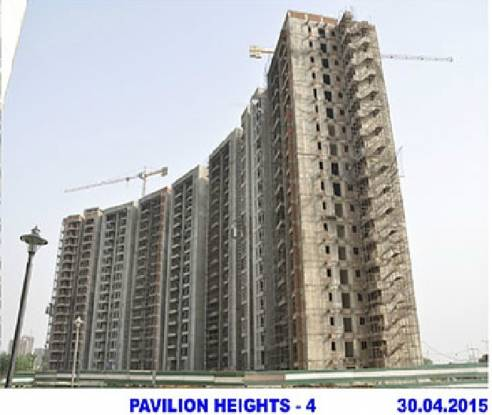 Jaypee Pavilion Heights Construction Status