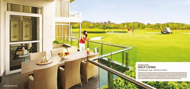 M3M Golf Estate Amenities