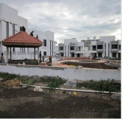 Kolte Patil IVY Estate Construction Status