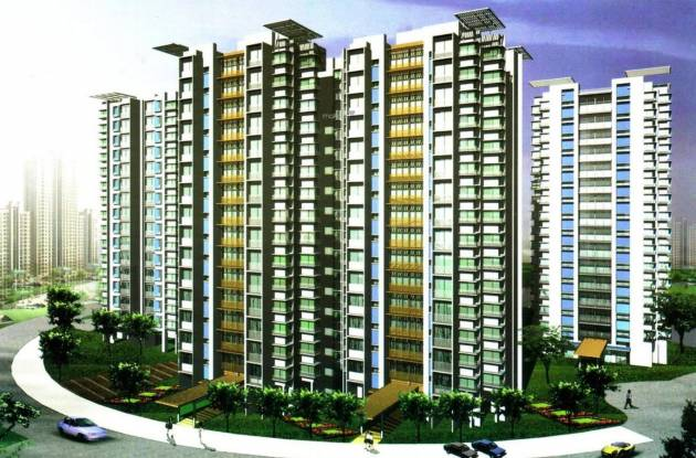 Runwal Garden City Elevation