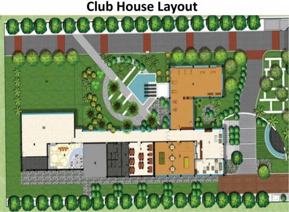 Lodha Casa Paradiso Layout Plan