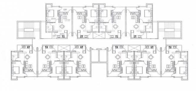 Sikka Kaamna Greens Cluster Plan