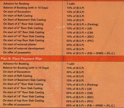 kaamna-greens Images for Payment Plan of Sikka Kaamna Greens