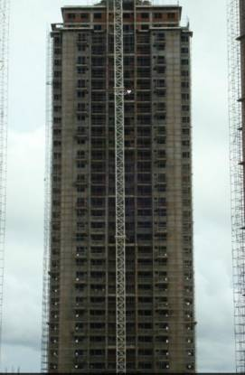 DLF New Town Heights Construction Status