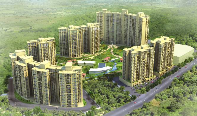 Raheja Raheja Vistas Premiere Elevation